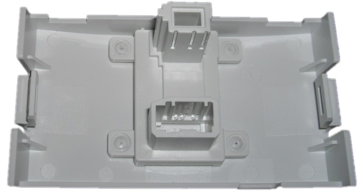 NTE5C lower front plate