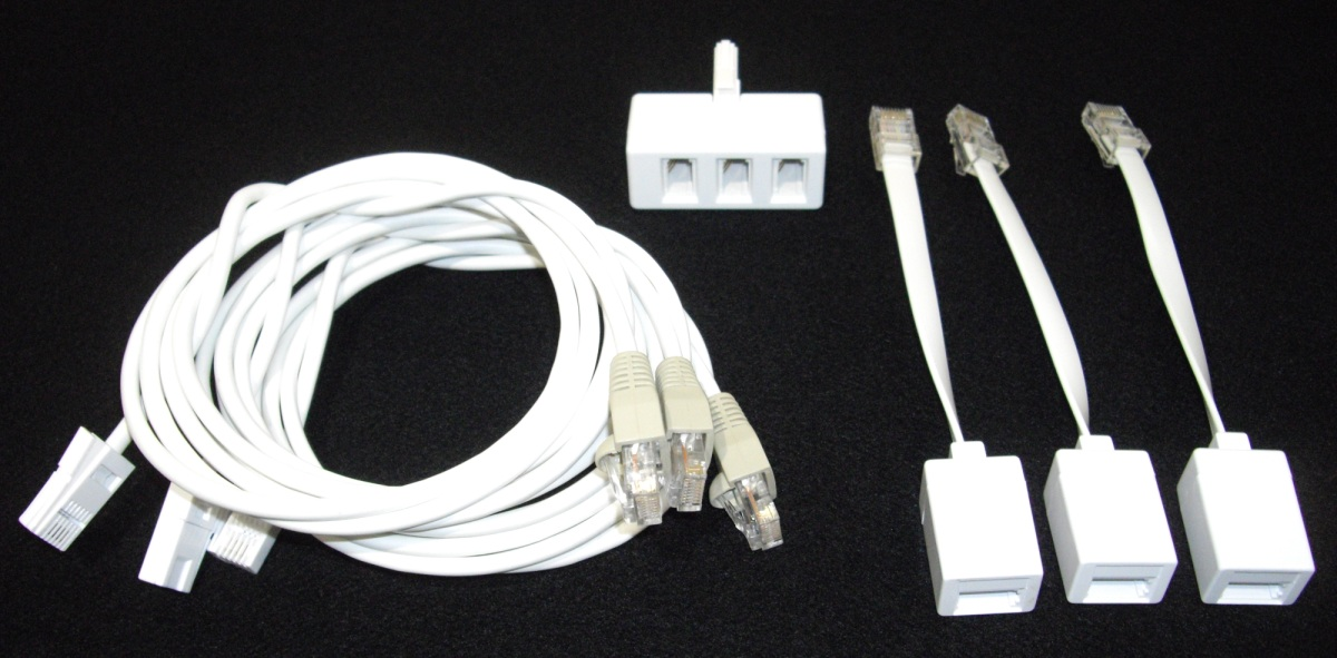 BT to RJ45 Patch Kit-3 User Standard Version
