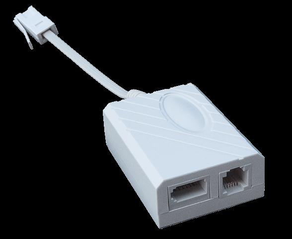 Pulse Z-400UK VDSL/ADSL Filter