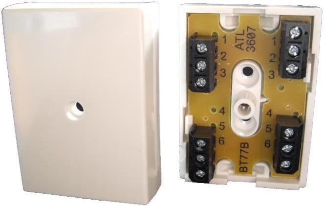 BT 77B Junction Box (6 way screw connectors)