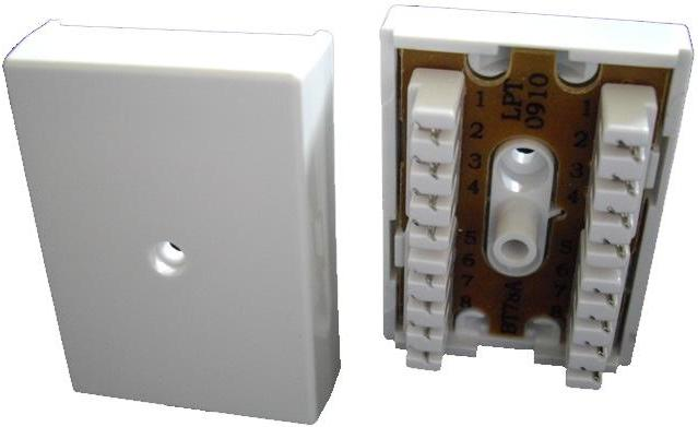 BT 78A Junction Box (8 way IDC connectors)