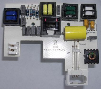 vDSL MK3 filter PCB Design