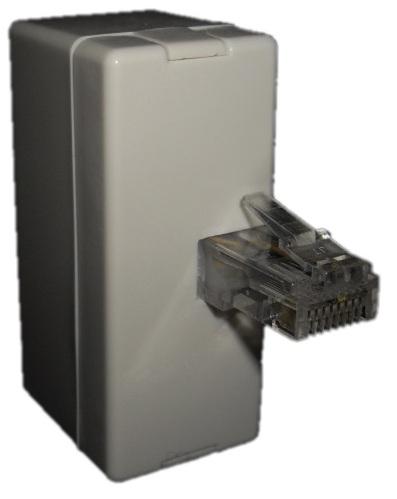 RJ45 ADSL Filter-Rear