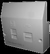 VTE 2015 vDSL/ADSL Faceplate