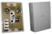 BT 80B Junction Box (3 way screw to 3 way IDC Connectors)