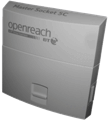 Openreach Branded NTE5C MK2 Master Socket